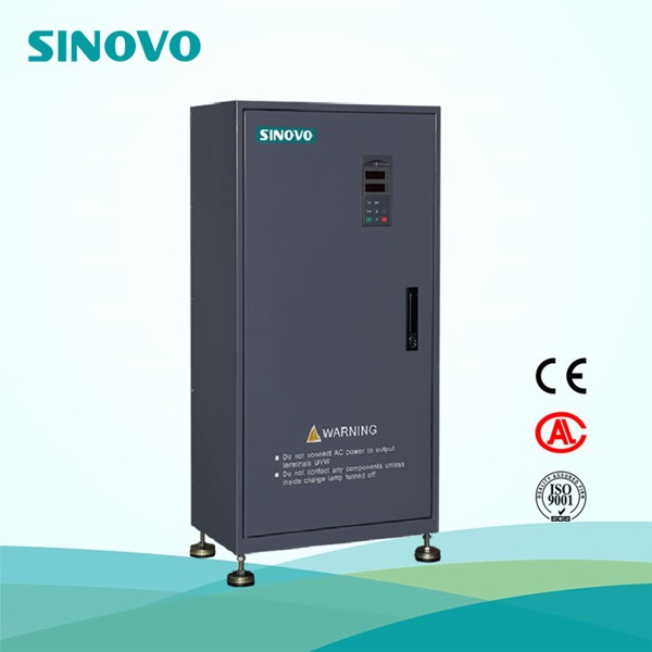 Close Loop Vector Variable Speed Frequency Inverter