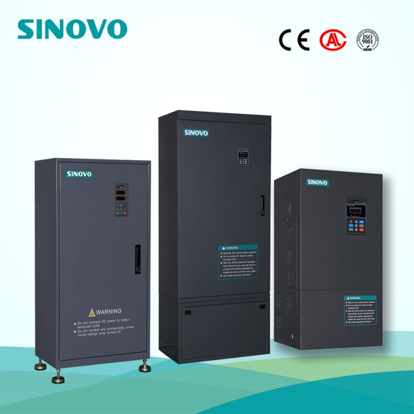 High/Low Frequency Integration Frequency Inverter